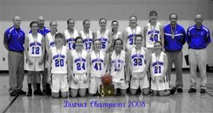 Team Photo-District Champs-2008