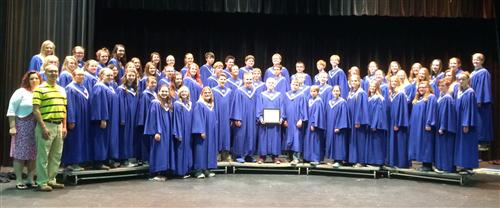 Honor Choir 2014 Superior