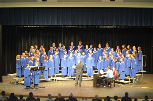 High School Mixed Choir